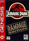 Jurassic Park Sega Genesis 1994 Video Games