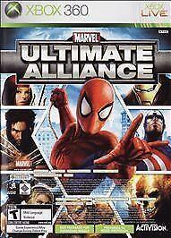 Marvel Ultimate Alliance/Forza Motorsport 2 Microsoft Xbox 360, 2007  - $1.30