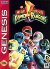 Mighty Morphin Power Rangers Video Games