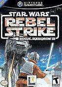 Star Wars Rebel Strike GameCube