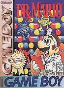 Dr Mario Gameboy