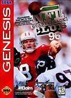 NFL Quarterback Club 96 1995 Video Games