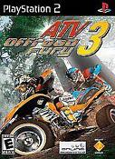 PS2 ATV Games
