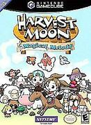 Harvest Moon GameCube