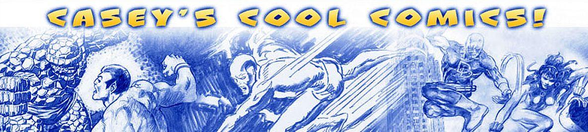 Caseys Cool Comics