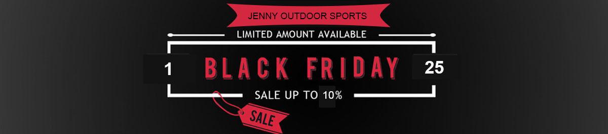 Jenny Outdoor Sports