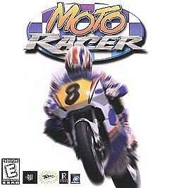 Moto Racer  (PC, 1996) IN OPEN BOX WITH INSTRUCTIONS NEW
