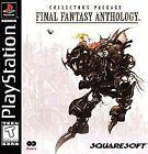Final Fantasy Anthology Video Games