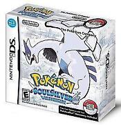 Pokemon Soul Silver DS Game
