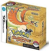 Nintendo DS Pokemon HeartGold Version