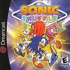 Sonic Shuffle Video Games