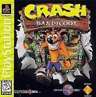Crash Bandicoot Games