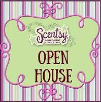 SCENTSY MYSTERY HOSTESS OPEN HOUSE