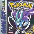 Pokemon: Crystal Version (Nintendo Game Boy Color, 2001)