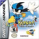Klonoa Video Games