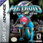 Metroid Fusion Video Games