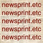 newsprint.etc