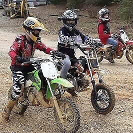 WANTED: Kids Dirtbike