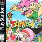 Tomba! Sony PlayStation 1 1998 Video Games