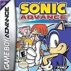 Sonic Advance Video Games