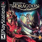 PlayStation Legend of Dragoon