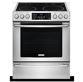 Electrolux EI30EF4CQS 30in Self-Clean Convection Front Control E