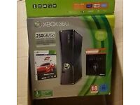 Xbox 360 and 22in Sharp LCD tv