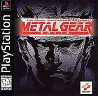 Metal Gear Solid Sony PlayStation 1 Video Games