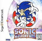 Sonic Adventure Video Games