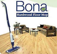 Bona Hardwood Floor Mop Package
