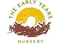 Day Nursery Staff needed to start asap in Kidlington