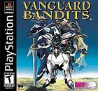 Vanguard Bandits Video Games