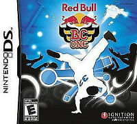 Red Bull BC One (Nintendo DS, 2008) With Case and Booklet