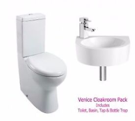 Complete Cloakroom Pack for £149