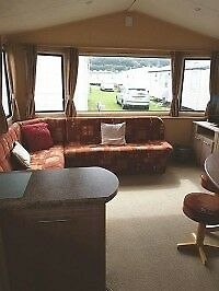 Willerby Rio Static Caravan 2010 on Littlesea Park Weymouth VGC