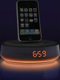 MINT iPhone speaker dock Philips Fidelio DS1100