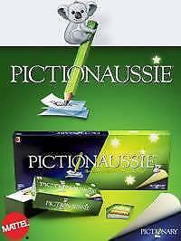 Pictionaussie Board Game