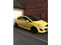 Vauxhall Corsa 1.2i Limited Edition For Sale Full Service History Immaculate condition CAT D