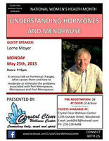 Understanding Hormones and Menopause with Lorne Moyer