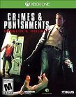 Sherlock Holmes: Crimes & Punishments Xbox Video Games