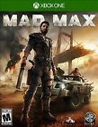 Mad Max Action/Adventure Region Free Video Games
