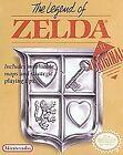 The Legend of Zelda Nintendo NES Video Games
