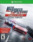 Need for Speed Rivals Microsoft Xbox One 2014 Video Games