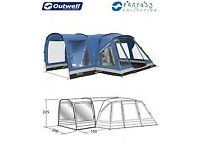 Outwell Magic 5 person tent