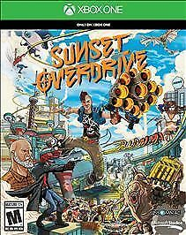 Sunset Overdrive (Microsoft Xbox One, 2014) Brand New with Same Day Shipping