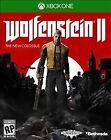 Wolfenstein Shooter Microsoft Xbox One Video Games