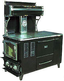 NEW WOOD COOKSTOVES & HEATERS STARTING @ 1,680.00 London Ontario image 6