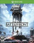 Star Wars: Battlefront (Microsoft Xbox One, 2015)