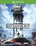 Star Wars Battlefront (Microsoft Xbox One, 2015)