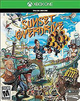 Sunset Overdrive for XBOX One